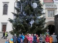 2. B na Vianočných trhoch