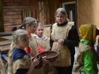 Na výlete v Gazdovskej dedinke Abeland